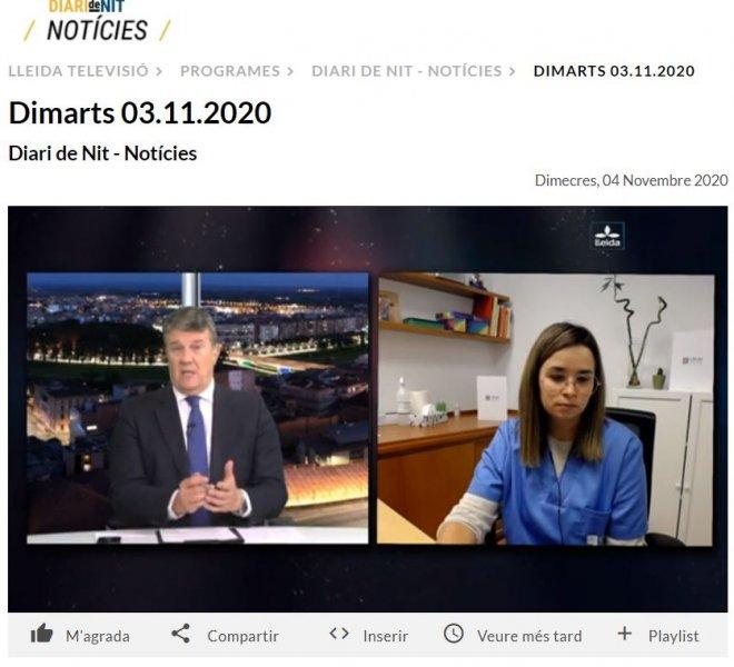 lleida tv - 20.11.04